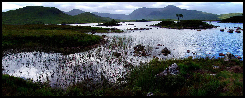 Scotland VIII - Lake Pano... by MichiLauke