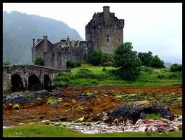 Scotland XVII - Eilean Donan by MichiLauke