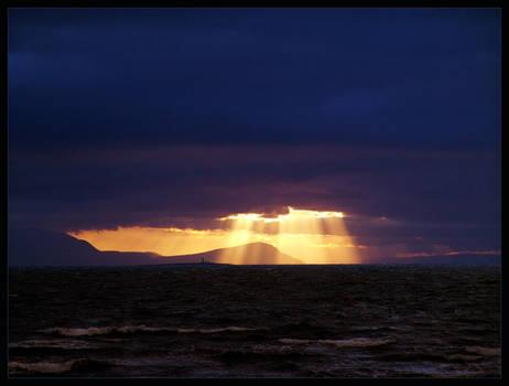 Scotland XXIV - Rays of the...