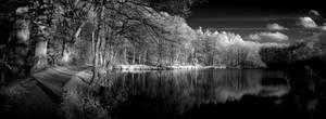 Lake Pano IR...