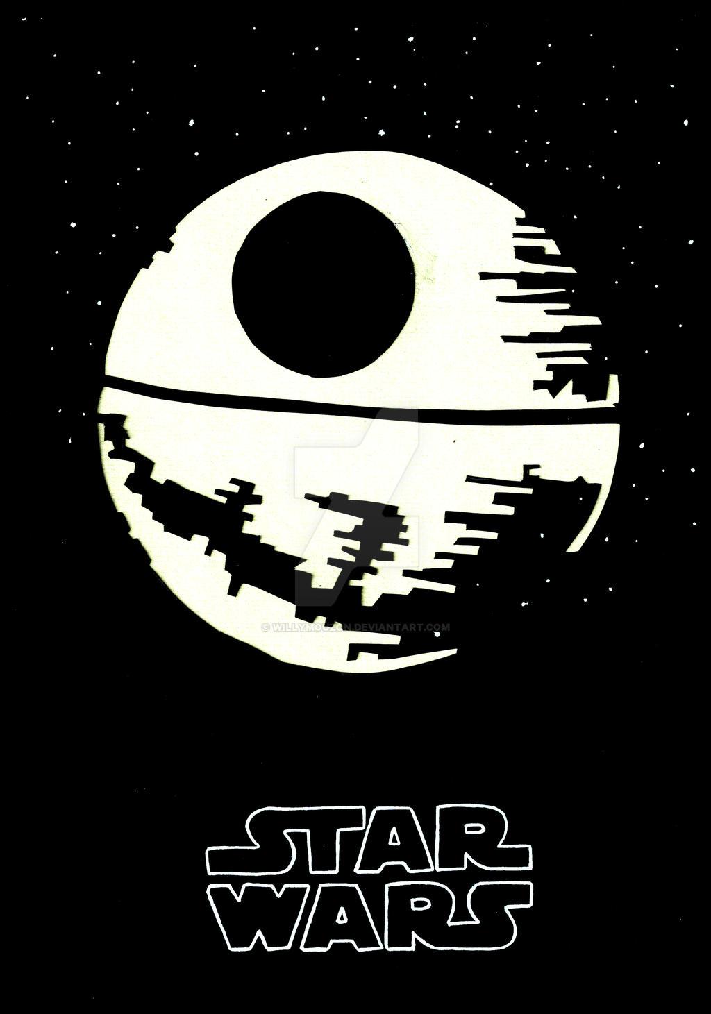flat design star wars by willymouzon on deviantart