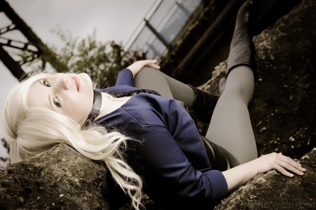 [Dinah Lance] Black Canary - JLU II by vandrob59