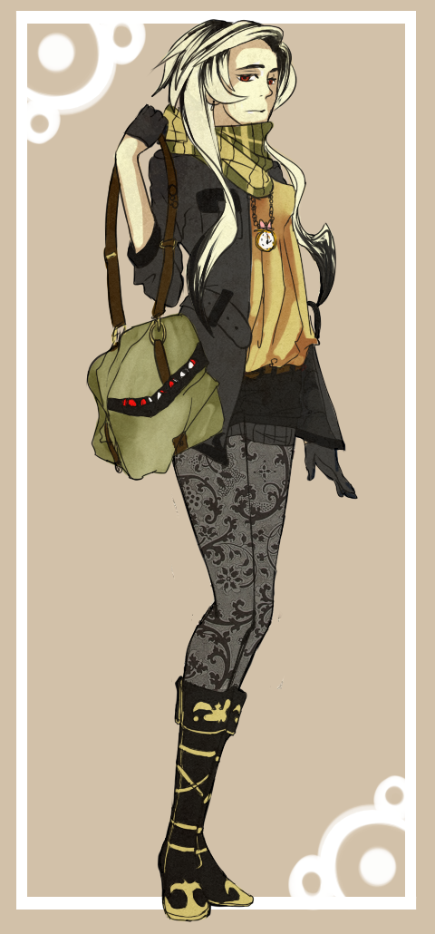 Carnelian :: Pokemon Trainer by dianaMiiTE
