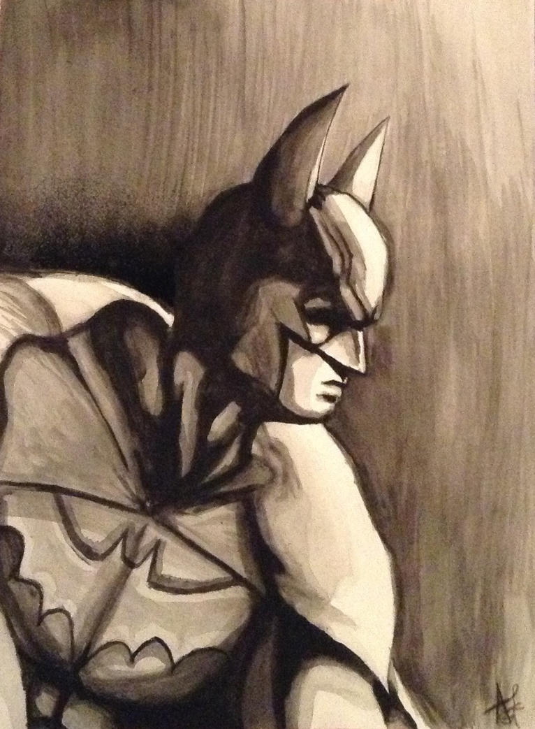 Batman, The Dark Knight by twilight-girl22