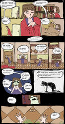 Horrortale Comic 07: Perseverance