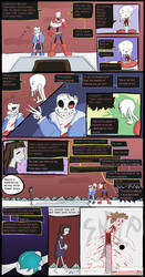 Horrortale Comic 25- The First Puzzle by Sour-Apple-Studios