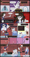 Horrortale Comic 29: The Second Puzzle Again