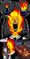 Horrortale Comic 39: Nightmare Flames (Warning)