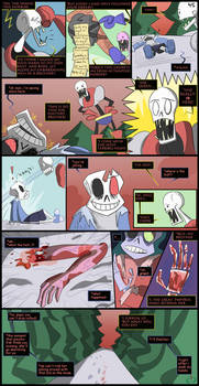 Horrortale 45- The Reveal by Sour-Apple-Studios