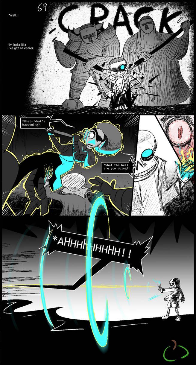 Horrortale 69: Last Straw!
