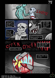 Horrortale 75- Final Extraction