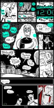 Horrortale 77- A Sudden Surprise