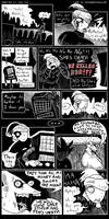 Horrortale Page 85- The Final Moments of Lucidity