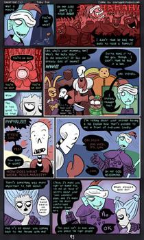 Horrortale 93- A Royal Invitation