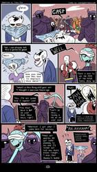 Horrortale 101: Start talkin'