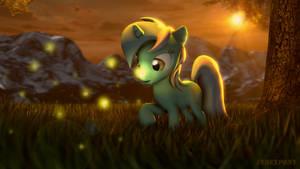 Lyra Heartstrings by Lucario-Ace