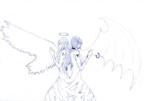 Angel-Devil