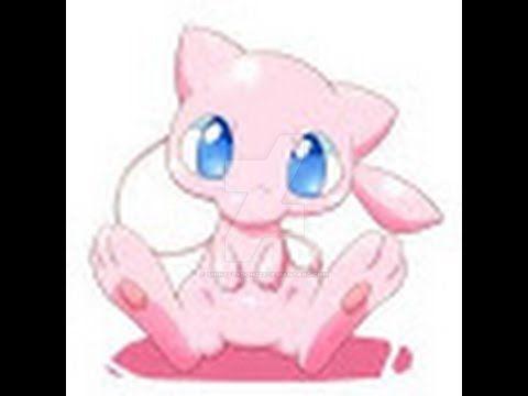 cute mew by shinyflygon123