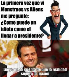 Presidentes Realidad y Ficcion by ultimateprime18