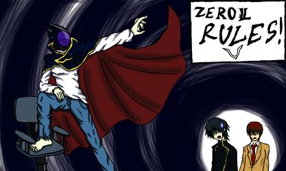 Zero L  lo mejor de dos mundos by ultimateprime18