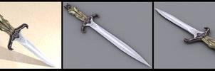 Cleopatra Sword