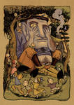 The Selfish Giant: 5 of Spades