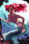 Under The Sea by BoraDraws