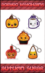 Keychains: Autumn Sugar