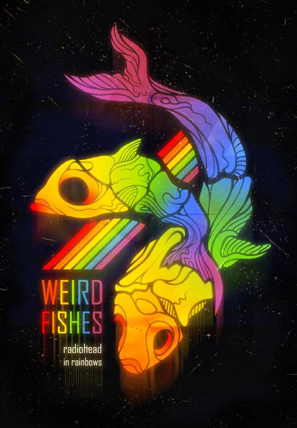 Weird Fishes by RodrigoWilliam on deviantART