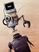 Maquina Desengoncada by RodrigoWilliam