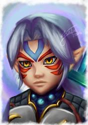 Deity Link (Remastered! :D) by Jasmineteax