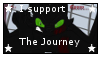 I Support The Journey Stamp  by EternityOfNightmares