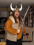 Viking Costume part deux by ThePickle