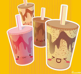 MilkShakes by vincenthachen
