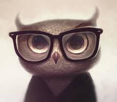Nerdy Owl