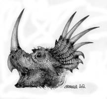 New Dragon by Antresoll