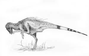 Albertadromeus syntarsus by Antresoll