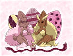 Easter Lopunny time