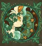 Leafeon Artwork