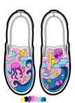 Shoes for Iman SKETCH by artsyfartsyness