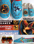 Hunger Games Shoes derpp by artsyfartsyness