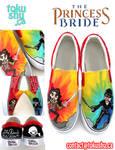Princess Bride Shoes