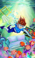 The Imagination Channel by artsyfartsyness