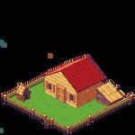 Unfinished Isometric Farm...