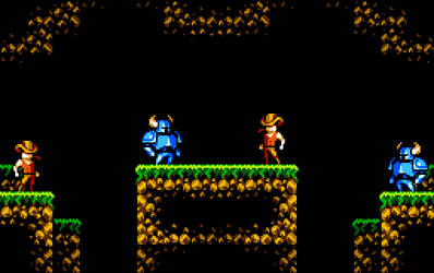 NES-like Style Sample