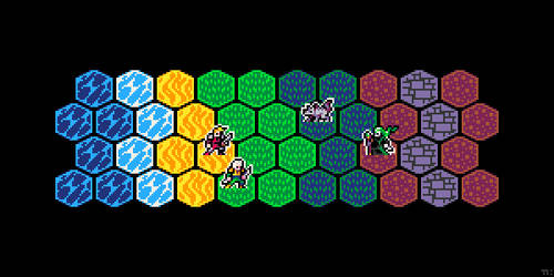 Simple Hexes - x16