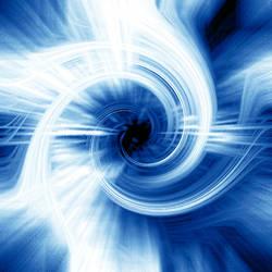 Black hole by Spardauk