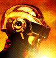 Daft punk avatar by Xavur