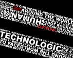 Daft Punk typography