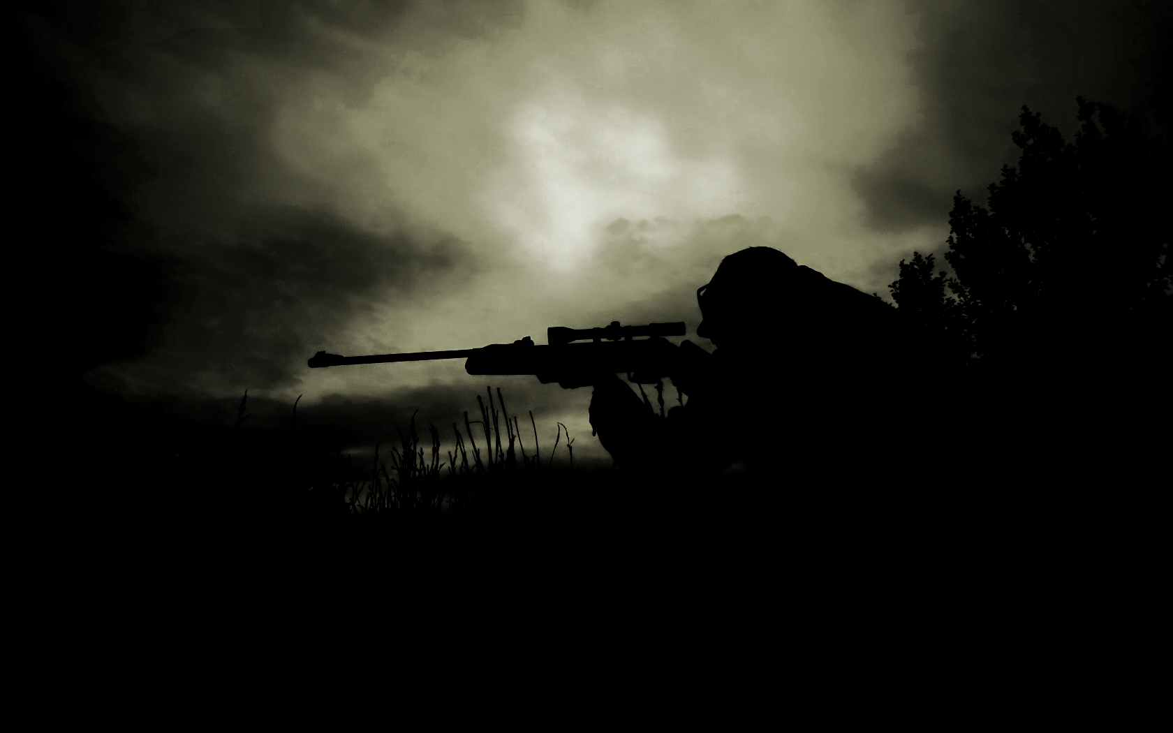 Sniper Wallpaper by ~Xavur on deviantART
